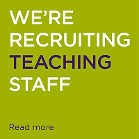 Were Recruiting Teacheing Staff01